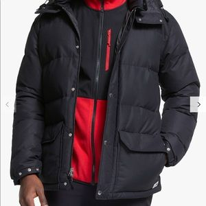 New The North Face Down Sierra Jacket Size XL
